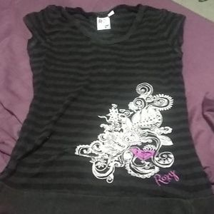 Excellent condition Roxy shirt size medium